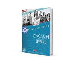 ECL Practice Tests 1-5 English Level C1 3+1