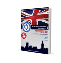 ECL Examination Topics English Level C1 Book 1 Including updated tasks and DIY tasks