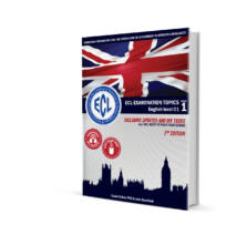 ECL Examination Topics English Level C1 Book 1 Including updated tasks and DIY tasks 2nd edition