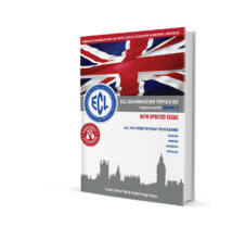 ECL EXAMINATION TOPICS English Level B2 Book 2 with updated tasks