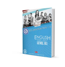 ECL Practice Tests 1-5 English Level B1