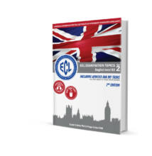 ECL Examination Topics English level B2 Book 2 2nd edition 3+1
