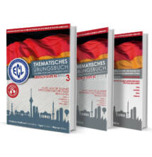 ECL Tematikus Német B2 sorozat (1, 2, 3 kötet)